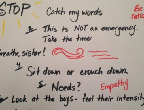 Steps To Calming Yourself Down When Emotions Rise Up