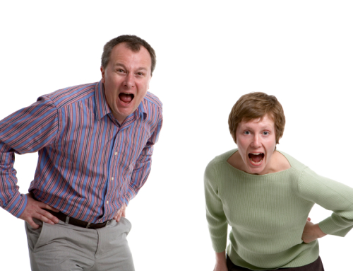 Understanding The Difference Between Loud And Hurtful Yelling