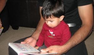 Paxton reading