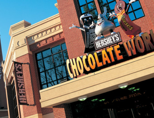 Road-trip Fun to Hershey, PA (Home of The Hershey Company!)
