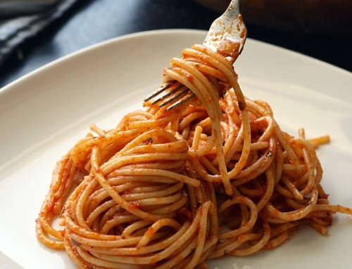 How Spaghetti Sauce Gave me My New Parenting Mantra